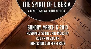 The Spirit of Liberia ~ Benefit Gala and Silent Auction