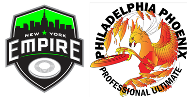 New York Empire vs. Philadelphia Phoenix