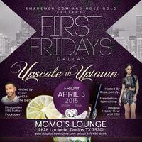 Hennessy Presents: FIRST FRIDAY'S @ MOMO'S LOUNGE!!!...