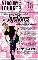 Exclusive mailing list tickets for Jojoflores 2 for 1