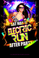 Girls Night Out & Electric Run After Party | Saturday...
