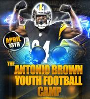 Antonio Brown Youth Football Camp (6th - 12th Grade)
