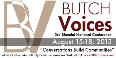 2013 BUTCH Voices National Conference