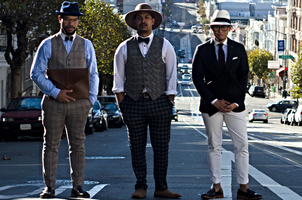 Indochino SF Presents: The Bellwether Project's Men's Style Seminar