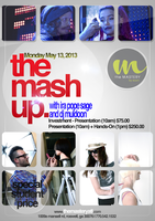 The Mash Up with Ira Pope Sage & DJ Muldoon
