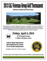 Cal Veterans Golf Tournament
