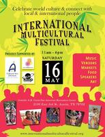 International Multicultural Festival (free event)