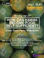 TONIGHT!!! MONDAY, APRIL 27. Hawaii Farmers Union United President Vincent M…