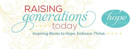 Raising Generations Today Conference 2014