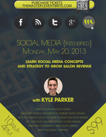 Social Media (Intensified): Grow Your Salon Revenue