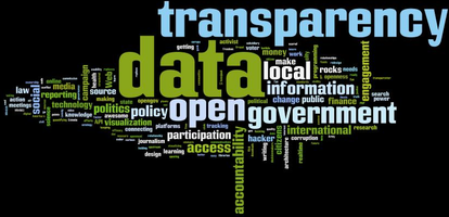 Open Government Wordle