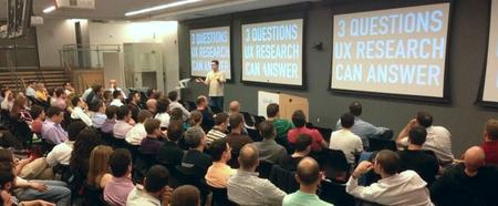 Lean Startup Cologne - Lean User Research Special mit Googles Tomer Sharon