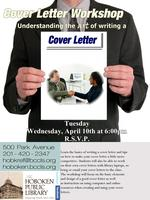 Career Workshop: Cover Letter Writing