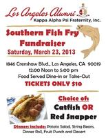 Southern Fish Fry Fundraiser