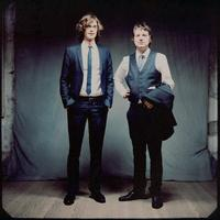 The Milk Carton Kids at Palace of Fine Arts <br />Presented by Slim's