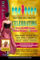 """Dangerous Curves Ahead"" Charity Fashion Show & Expo"
