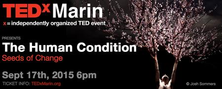 2015 TEDxMarin TALKS and Attendee Reception