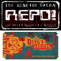 REPO OPERA / THE DEVIL'S CARNIVAL - Los Angeles, CA...