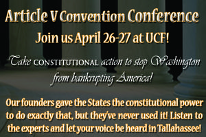 The UCF Article V Convention Conference