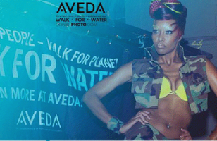 AVEDA ROCK the CATWALK for CLEAN WATER