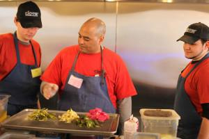 CSA Cooking School: Quick Pickling with Vincenzo