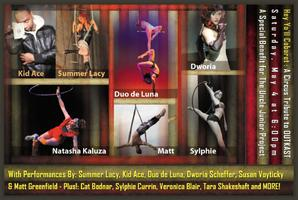 HEY YA'll CABARET: A Circus Tribute to OUTKAST!