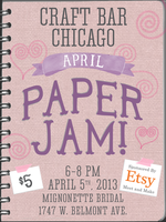 Craft Bar Chicago :: Paper Jam