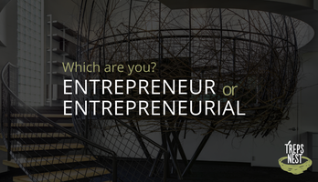 The Difference Between Being an Entrepreneur and Being Entrepreneurial