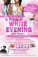 Juicy Promotions  Pink and White Night for You &  I