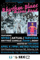 Rhythm Blues and Soul Food R&B Concert