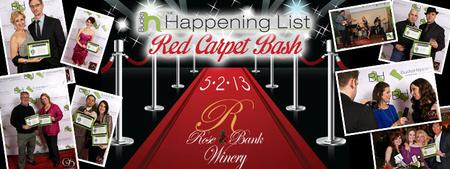 Bucks Happening Red Carpet BASH