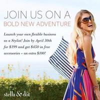 Learn about being a Stella & Dot Stylist- Atlanta Area...