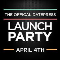 Datepress Launch Party
