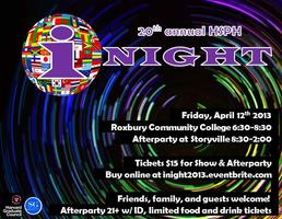 20th Annual HSPH I-Night