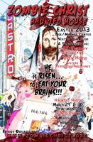Zombie Christ Haunted House