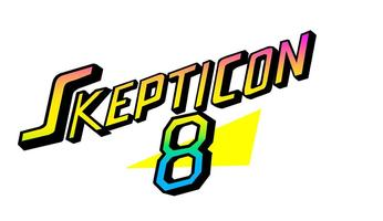 Logo for Skepticon 8