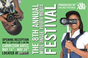 The 8th Annual Wide Angle Youth Media Festival Opening...