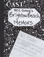 NYU CAST presents Brighton Beach Memoirs (Sunday,...
