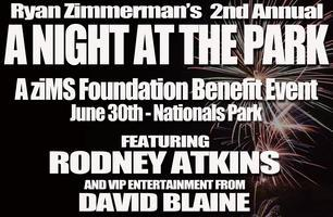 "Ryan Zimmerman's 2nd Annual ""A Night At The Park"""