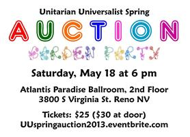 Spring Auction 2013