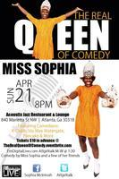 The Real Queen of Comedy : MISS SOPHIA