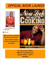 NOW LOOK WHO'S COOKING - OFFICIAL BOOK LAUNCH EVENT