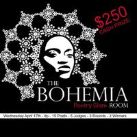 The Bohemia Room SLAM A National Poetry Month Spoken Wo...