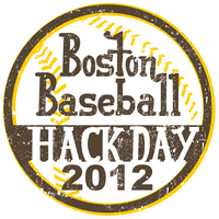 Boston Baseball Hack Day 2012