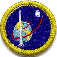 Space Exploration Merit Badge Workshop for Boy Scouts