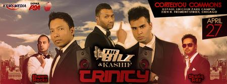 The BILZ & KASHIF Live in Chicago Saturday April 27 |...