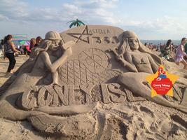 25th Anniversary Coney Island Sand Sculpting Contest