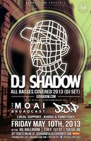 DJ Shadow - All Basses Covered 2013 (DJ Set) @ IDL...