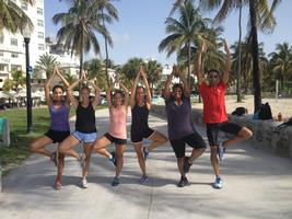 """Fun in the Sun"" - 3-day Fitness Workshop"