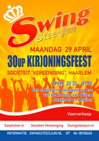 30up Koninginnefeest by Swingsteesjun